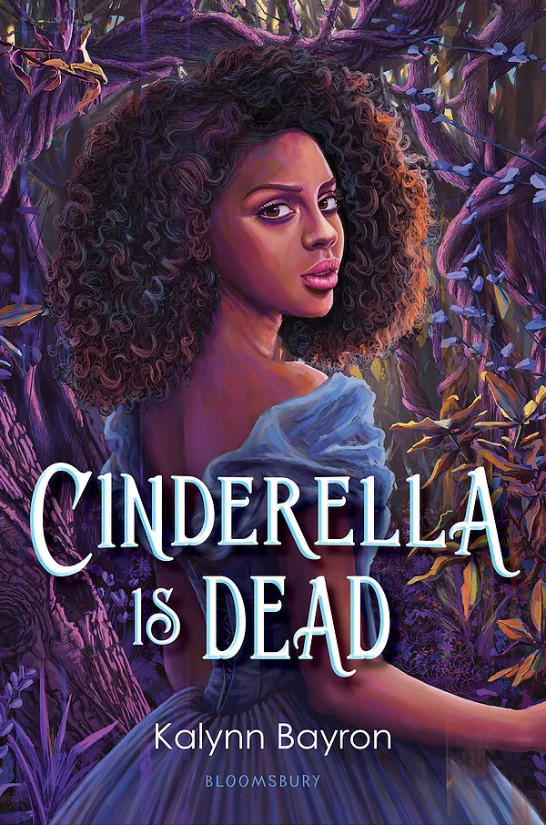 Book Cover for Cinderella is Dead