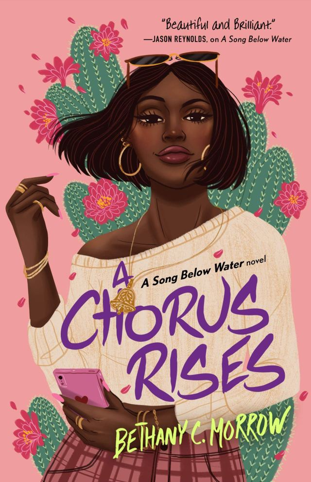 Book cover for A Chorus Rises